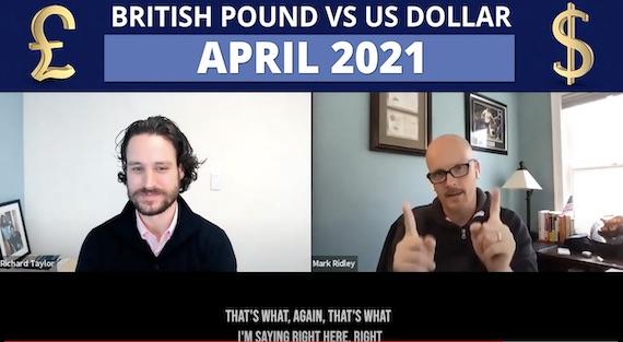 T&T Monthly Conversation - April 2021