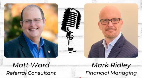 The Mass Business Podcast: The Importance Of Educating Yourself & Your Referral Partners, with Mark Ridley - Greenshoots FX